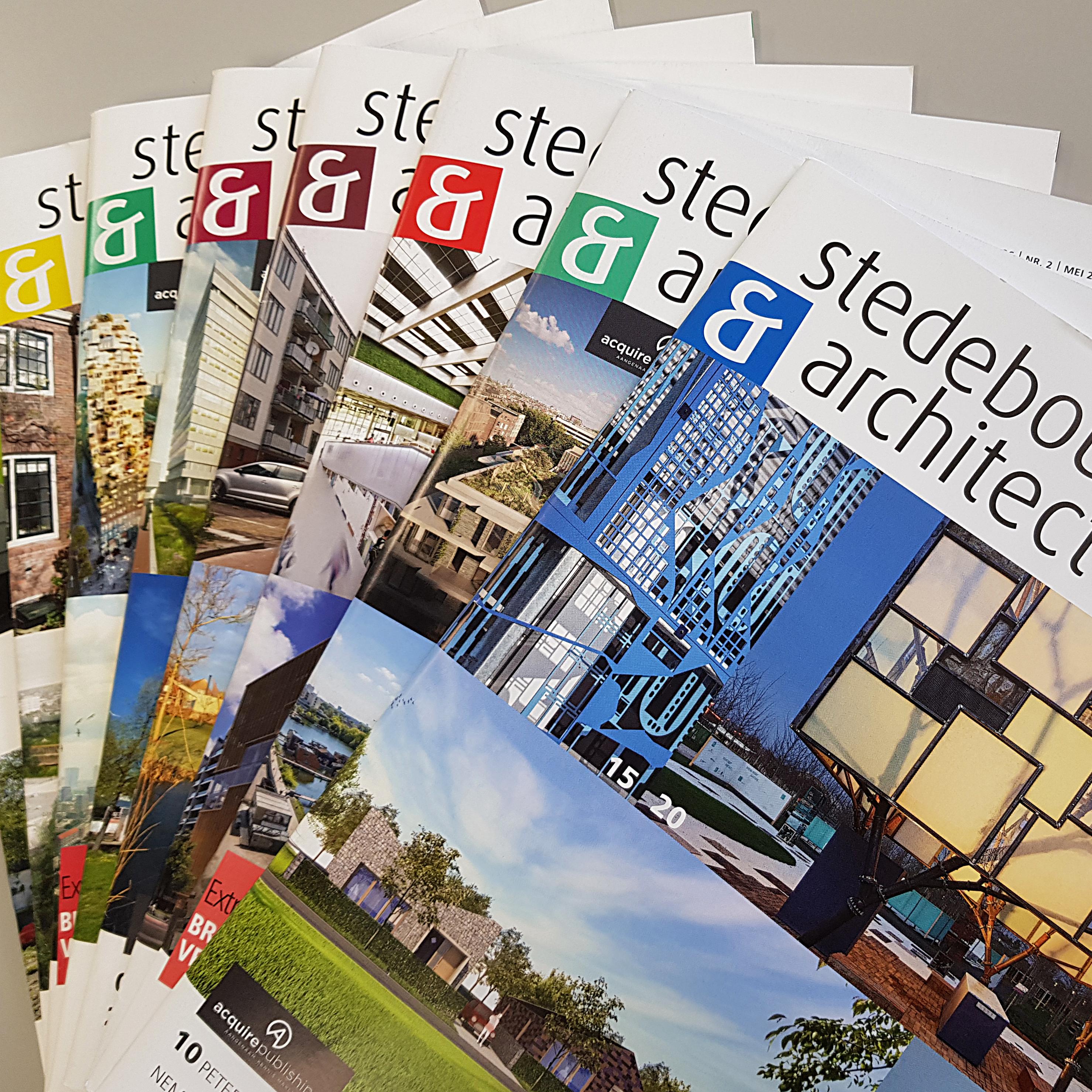 Stedebouw & Architectuur bladen